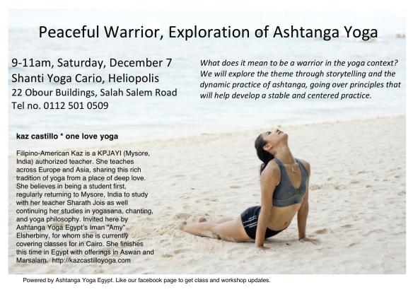 Egypt-Shanti Yoga Heliopolis