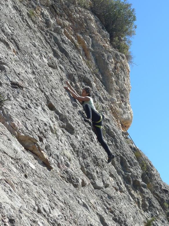 Yoga of Climbing